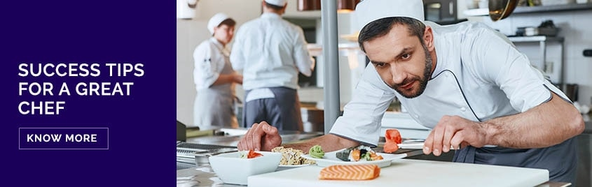 Courses To Be A Chef in India